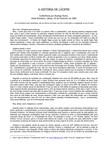 A História de Lúcifer   Conferência  por Rodrigo Romo