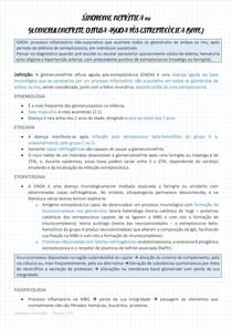 Síndrome Nefrítica (GNPE)