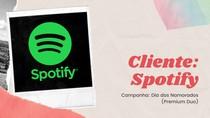 Campanha Spotify - Trabalho Univeritário