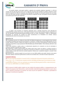 Prova 2ª - Inteco - Unb - 2014.2