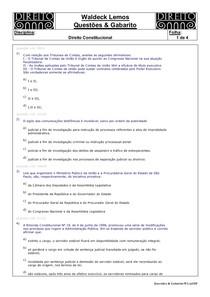 WL-Questões-04-Direito Constitucional-040-PCI