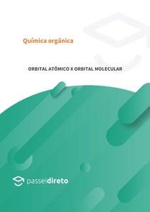 Orbital atômico X orbital molecular