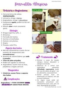 Dermatites alérgicas cães e gatos