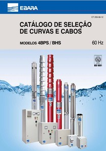 Catálogo Ebara_Linha B_CT255-08-12