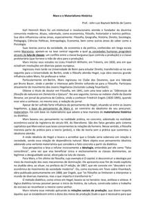 Marx e o Materialismo Histórico.pdf