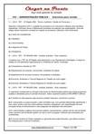 ADMINISTRAÇÃO PUBLICA QUESTÕES FCC