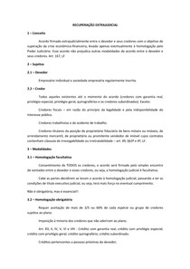 05 RECUPERAÇÃO EXTRAJUDICIAL