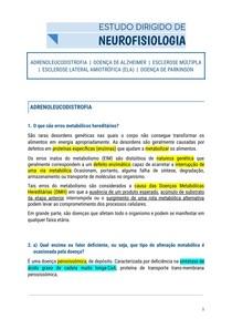ESTUDO DIRIGIDO NEUROFISIOLOGIA