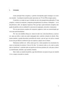 Petroleo e seus derivados