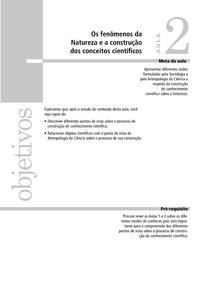 Livro Ciências na Educação