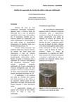Relatório sublimação de iodo