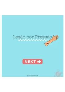 Lesão Pressão