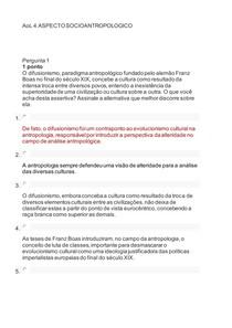 AoL 4 ASPECTO SOCIOANTROPOLOGICO