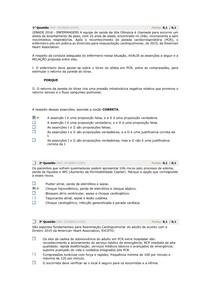 AVALIANDO - ENS. CL. ALTA COMPLEXIDADE