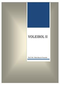 APOSTILA VOLEIBOL II