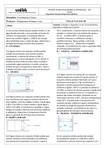 Lista 06   Entropia e Segunda lei da Termodinâmica Aplicada a Volume de Controle