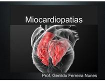 Miocardiopatias - Classificação e Tratamento