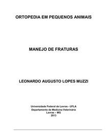 MANEJO DE FRATURAS