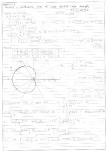 Cálculo de Comprimento de Arco em Coordenadas Polares 2