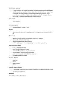 plano de aula função 2°