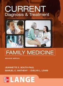 Livro  CURRENT Diagnosis & Treatment In Family Medicine