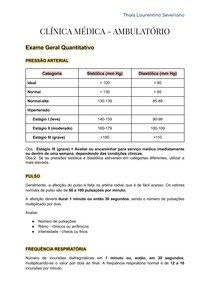 Exame Geral Quantitativo