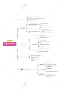 Papéis e habilidades do administrador