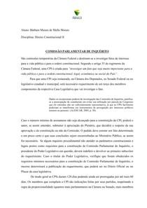 CPI - Constitucional