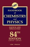 Handbook of Chemistry and Physics - 84th Edition - 2004