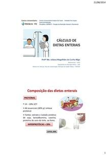 Dieta enteral para hepatopata