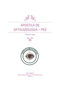 Apostila oftalmologia PR2