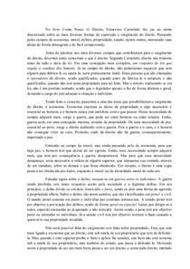 Resenha do livro Como Nasce o Direito - Francesco Carnelutti