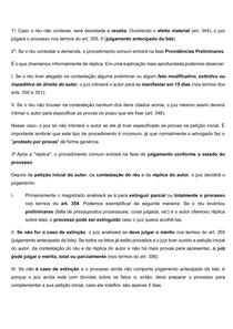 APÓS O PRAZO DA CONTESTAÇÃO NO NOVO CÓDIGO DE PROCESSO CIVIL