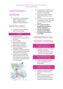 Fisiologia endocrina hipófise-hipotálamo