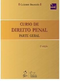 Curso de Direito Penal   Parte Geral    Cláudio Brandão (Grifado)