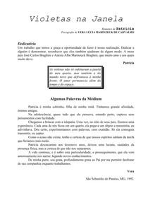 Violetas Na Janela De Patricia Todas 25