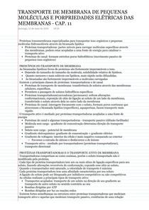 Alberts, Biologia Molecular, cap 11