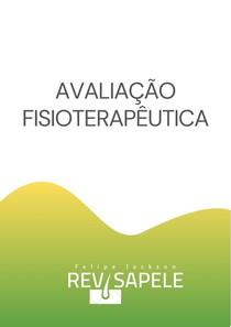 AVALIAÇÃO FISIOTERAPÊUTICA (TRIAGEM) - REVISAPELE