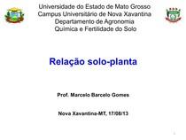 relação solo-planta - 17- 22-08-13