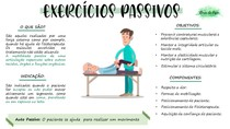 exercicio passivo