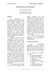 Relatório 3   Reações Químicas em solução aquosa