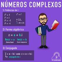 Pacotinho de Números Complexos Básico (1)