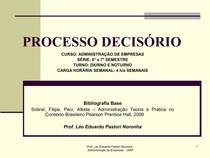 0104341_PROCESSO DECISÓRIO