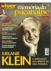 REVISTA Mente e cerebro Memoria da Psicanalise Melanie Klein
