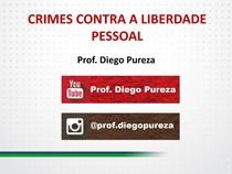 crimes contra a liberdade pessoal