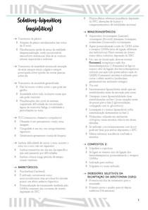 Sedativos-hipnóticos (ansiolíticos)