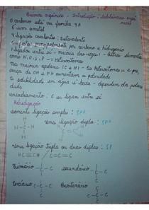 Química orgânica - Introdução