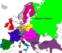 Europa 1803