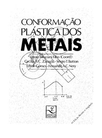 Ettore Bresciani Filho - Conformacao Plastica dos Metais