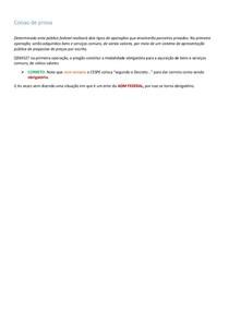 Resumo decreto 5450